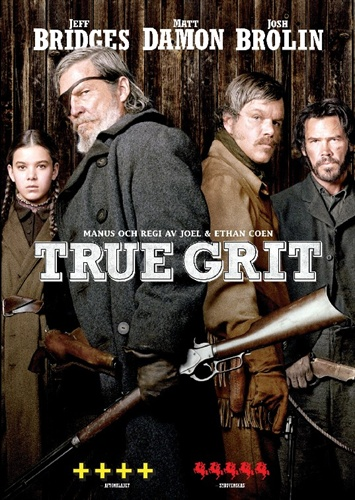 True Grit (2010) (Second-Hand DVD)