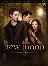 Twilight Saga - New Moon( 1 DISC) (BEG HYR DVD)