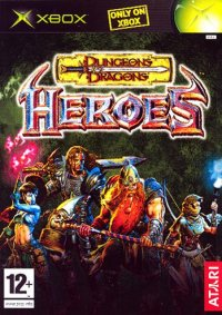 Dungeons & Dragons - Heroes (beg xbox)