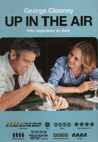 Up in the Air (Second-Hand DVD)
