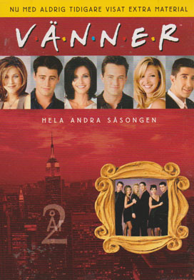 Vänner - Season 2 (Second-Hand DVD)