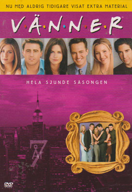 Vänner - Season 7 (Second-Hand DVD)