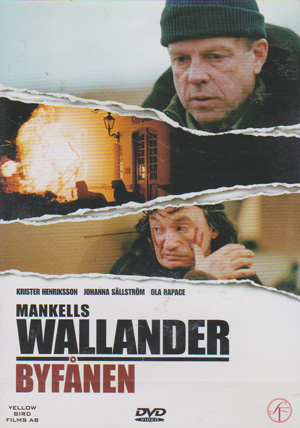 Wallander - Byfånen (Second-Hand DVD)