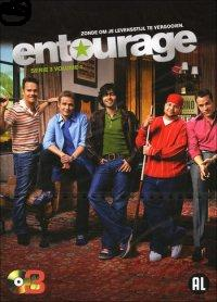 Entourage - Season 3 part 1 (beg dvd)