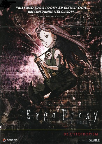 Ergo proxy vol.3 (DVD)