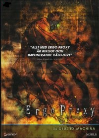 Ergo Proxy vol.6 (dvd)
