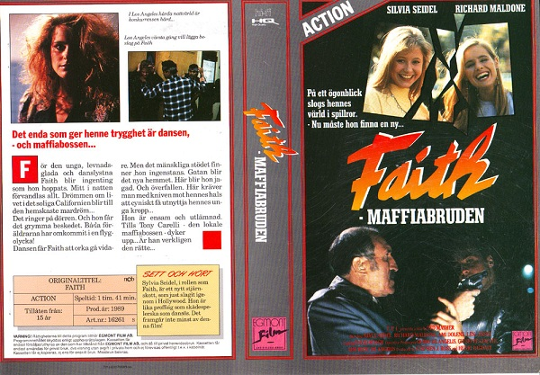 FAITH -MAFFIABRUDEN (VHS)