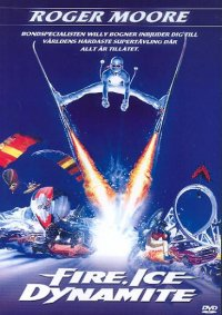 Fire, Ice Dynamite (DVD) beg