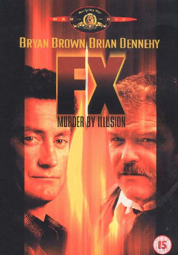 FX - Murder by illusion (Import Sv.Text) dvd