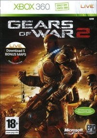 Gears of War 2 (beg  x360)