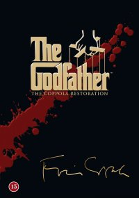 Godfather - The Coppola Collection (beg dvd)
