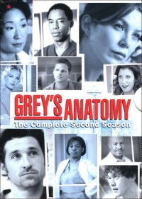Grey's Anatomy - Säsong 2 (BEG DVD)
