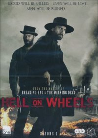 Hell On Wheels Säsong 1(beg dvd)