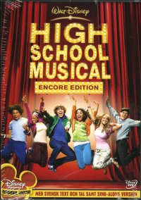 High School Musical (beg dvd)