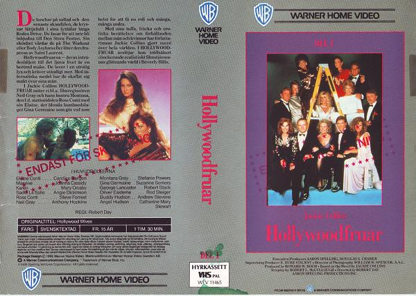 HOLLYWOODFRUAR DEL 1 (VHS)