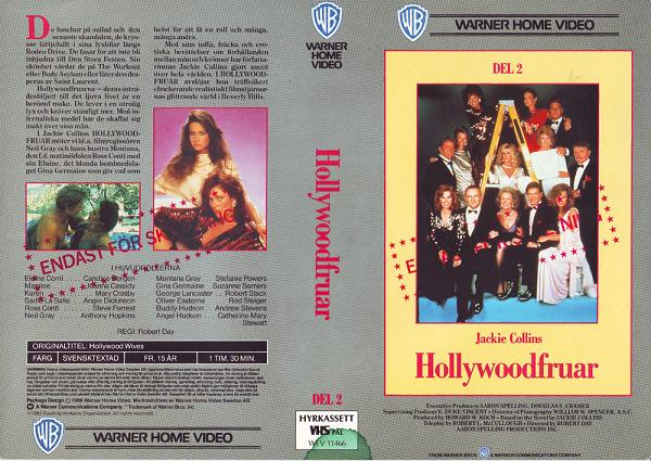 HOLLYWOODFRUAR DEL 2 (VHS)