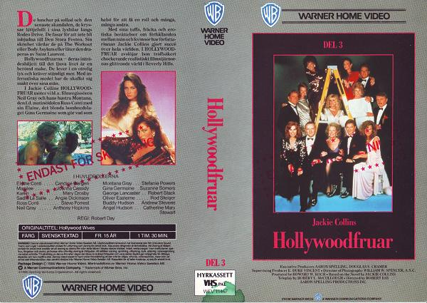 HOLLYWOODFRUAR DEL 3 (VHS)