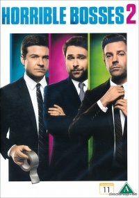 Horrible Bosses 2 (BEG DVD)