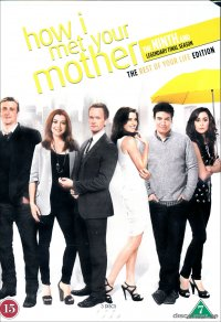 How I Met Your Mother - Säsong 9 (DVD)