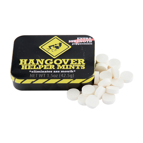 Hangover Helper Mints