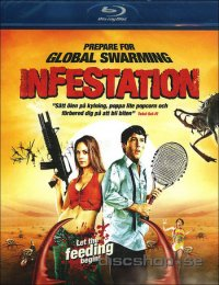 Infestation (2009) (Blu-ray) beg