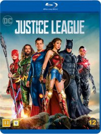 Justice League (Blu-ray) beg