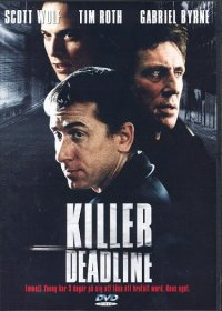 Killer Deadline (Second-Hand DVD)