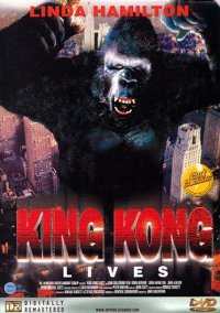 King Kong Lives (beg dvd)