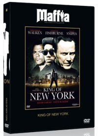 16 KING OF NEW YORK (DVD)