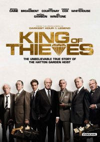 King of Thieves (beg hyr dvd)