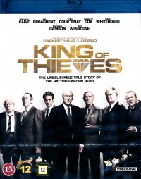 King of Thieves (Blu-ray) beg hyr