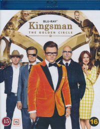 Kingsman - The Golden Circle (Blu-ray) beg hyr