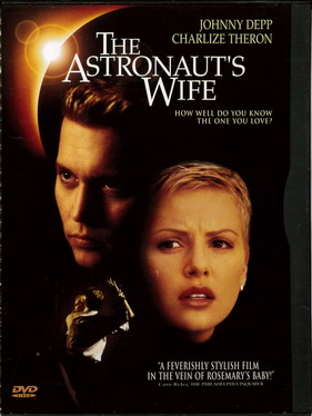 ASTRONAUTE'S WIFE (BEG DVD) USA