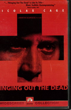 BRINGING OUT THE DEAD (BEG DVD) USA