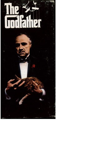 GODFATHER (VHS) USA