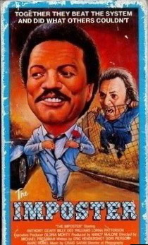 IMPOSTER (VHS)