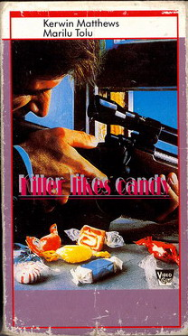 KILLER LIKES CANDY (VHS)