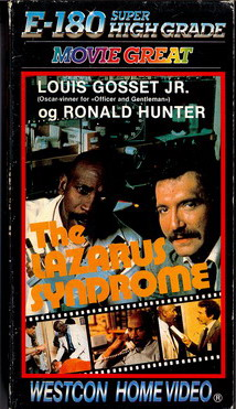 5005 LAZARUS SYNDROME (VHS)