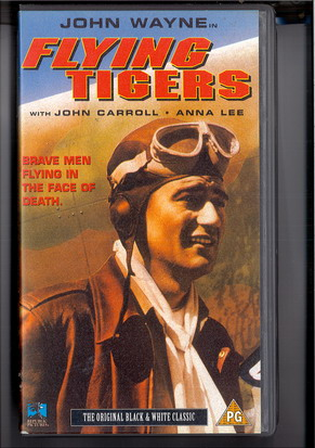 FLYING TIGERS - UK (VHS)