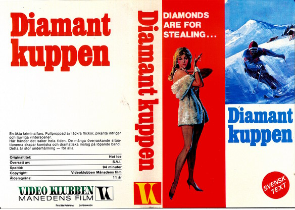 DIAMANTKUPPEN (VHS)
