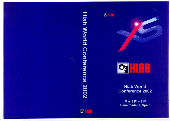 HIAB WORLD CONFERENCE 2002 (VHS)