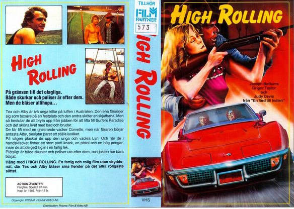 HIGH ROLLING (VHS)