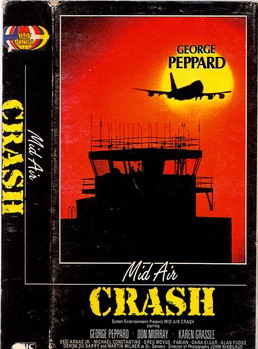 MID AIR CRACH (VHS)