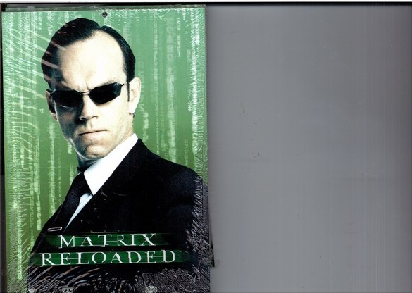 MATRIX - RELOADED - MOBIL