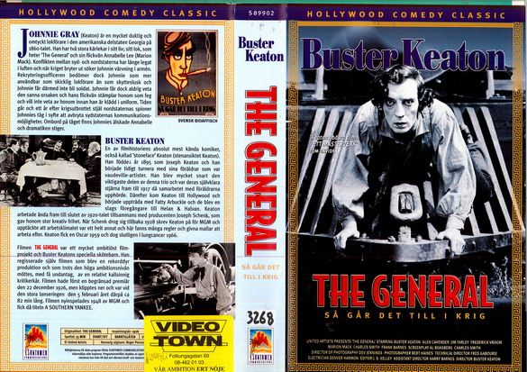 GENERAL (VHS)