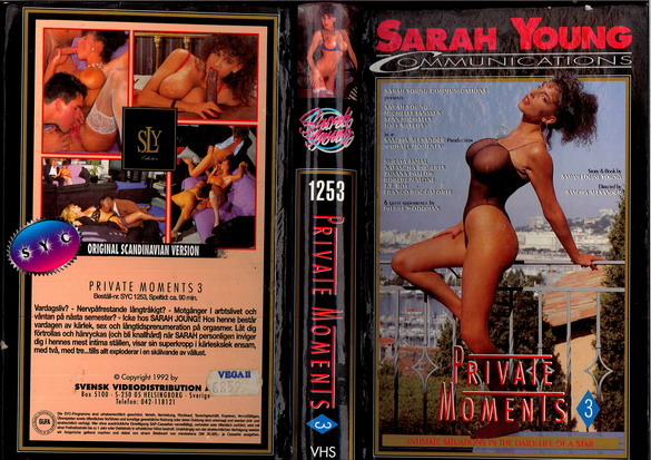 1253 PRIVATE MOMENTS 3 (VHS)