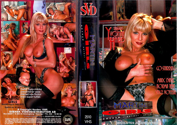 MARTINI GIRLS (VHS)