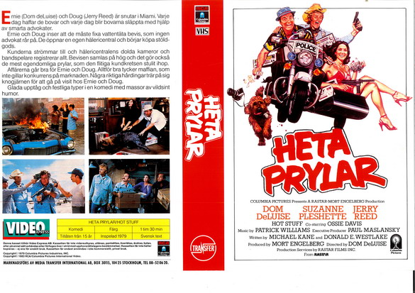 HETA PRYLAR (VIDEO 2000)