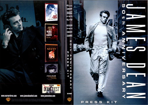 JAMES DEAN - PRESS KIT