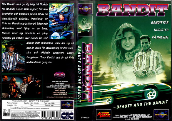 BANDIT 3 - BEAUTY AND THE BANDIT (VHS)